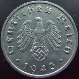 Monnaies Munzen Von Ganz Welt Dritte Reich 10 Pfennig Thierry Dumez