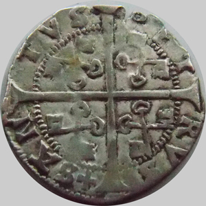 Monnaies Mittelalter Feodal Munzen Comtat Venaissin Avignon Carlin
