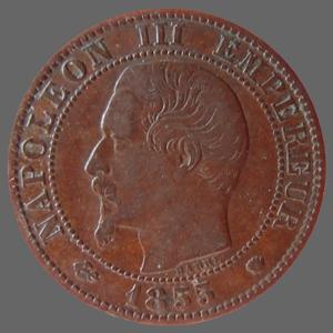 Monnaies Franzosische Munzen Ab 1800 Second Empire Napoleon Iii 5