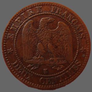 Monnaies Franzosische Munzen Ab 1800 Second Empire Napoleon Iii 2