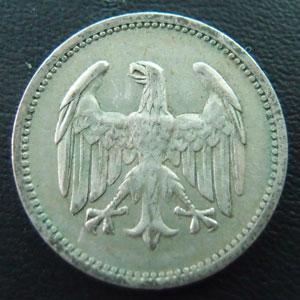 Monnaies Munzen Von Ganz Welt Weimar Republik 1 Mark Thierry Dumez