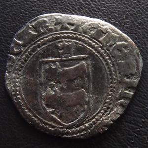 Monnaies Mittelalter Feodal Munzen Bearn Feodal Blanc Morlaas