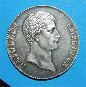 Monnaies Franzosische Munzen Ab 1800 1 Er Empire Napoleon 5 Francs