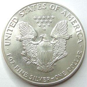 Monnaies Munzen Von Ganz Welt Usa 1 Dollar Argent One Dollar