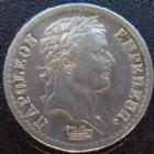Photo numismatique  Monnaies Monnaies Fran�aises 1er Empire Demi franc NAPOLEON I er, demi franc 1811 B Rouen, G.399 TTB+