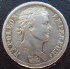 Photo numismatique  Monnaies Monnaies Françaises 1er Empire Demi franc NAPOLEON I er, demi franc 1808 A Paris, G.398 TTB+