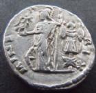 Photo numismatique  Monnaies Empire Romain CARACALLA Denier, denar, denario, denarius CARACALLA, denier Rome en 198, Minerve et Trophée, 3,82 grms, RIC.25b Bon TTB