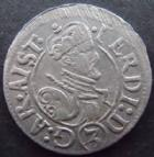 Photo numismatique  Monnaies Monnaies/medailles d'Alsace Ensisheim 3 Kreuzers ENSISHEIM, Ferdinand, 3 kreuzers, 2,41 grms, EL.81 TTB+