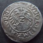 Photo numismatique  Monnaies Monnaies/medailles d'Alsace Colmar 2 Kreuzers COLMAR, 2 kreuzers non daté, halb batzen, Rudolf II, 1,09 grms, TTB