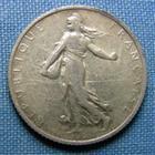 Photo numismatique  Monnaies Monnaies Françaises Troisième République 1 Franc 1 Franc type semeuse de Roty, 1902, Gadoury 467, TTB