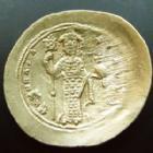 Photo numismatique  Monnaies Monnaies Byzantines 11ème siècle histamenon CONSTANTIN X Doukas 1059-1067, histamenon d'or, Constantinople, 4,40 grms, Ratto.2010 variante SUPERBE/ P. SUPERBE