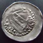 Photo numismatique  Monnaies Monnaies/médailles de Lorraine Ferri III  FERRI III, 1251-1303, Duché de Lorraine, denier à l'Ecu, 0,67 grm, Flon.55/64 TB à TTB