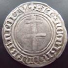 Photo numismatique  Monnaies Monnaies/médailles de Lorraine René Ier Gros RENE I er, Duché de bar, 1431-1453, Gros à la croix de Lorraine, St Mihiel, 2,03 grms, Flon.9 TTB/TTB+