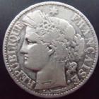 Photo numismatique  Monnaies Monnaies Françaises Troisième République 2 Francs 2 francs Cérès 1887 A, G.530a TB+