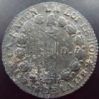 Photo numismatique  Monnaies Monnaies de la Révolution Constitution 12 Deniers LOUIS XVI, 12 Deniers Français 1792 BB Strasbourg, 14,90 grms, G.12 TB