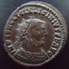Photo numismatique  Monnaies Empire Romain LICINIUS I, LICINIO I,  Follis, folles,  LICINIUS I, Follis Héraclé en 321-324, buste radié, 3,49 grms, RIC.52 SUPERBE/SUPERBE+