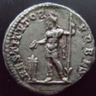 Photo numismatique  Monnaies Empire Romain SEPTIME SEVERE, SEPTIMUS SEVERUS, SEPTIMO SEVERO Denier, denar, denario, denarius SEPTIMIUS SEVERUS, SEPTIME SEVERE, denier Rome en 201, Restitutor Urbis, 3,52 grms, RIC.167a TTB à SUPERBE monnaie de beau style!!