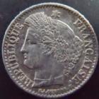Photo numismatique  Monnaies Monnaies Fran�aises Deuxi�me R�publique 20 Cmes 20 centimes C�r�s 1851 A Paris, G.303 SUPERBE