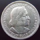 Photo numismatique  Monnaies Monnaies étrangères U.S.A Half dollar, Colombus, Christophe Colomb USA, Etats Unis, half dollar 1893, Columbian half dollar, KM.117 TTB