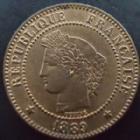 Photo numismatique  Monnaies Monnaies Françaises Troisième République 2 Centimes 2 centimes Cérès 1889 A, G.105 SUPERBE