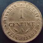 Photo numismatique  Monnaies Monnaies Françaises Troisième République 1 Centime 1 centime Cérès 1896 A, G.88 SUPERBE