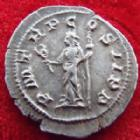 Empire RomainPUPIEN, PUPIAN, PUPIENUS, PUPIENOPUPIENUS, PUPIEN, denier Rome en 238,  Beau flan, jolie monnaie!!