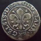 Photo numismatique  Monnaies Monnaies/medailles d'Alsace Strasbourg II Kreuzer, 2 Kreuzers STRASBOURG, Municipalité vers 1623-1640, II kreuzers , 2 kreuzers, 1,01 grms, EL.355 variante TTB