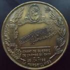 Photo numismatique  Monnaies Médailles Révolution 1789 Médaille Bicentenaire de la Révolution Française de 1789, chant de guerre de l'armée du Rhin, la Marseillaise, médaille 42 mm, SUPERBE