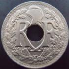 Photo numismatique  Monnaies Monnaies Françaises Troisième République 25 centimes Lindauer 25 centimes Lindauer 1933, G.380 SUPERBE