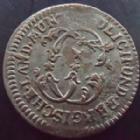 Photo numismatique  Monnaies Allemagne avant 1871 Allemagne, Deutschland, Julich Berg 1/4 de Stuber Julich Berg, Karl Theodor, 1/4 stuber 1784, Noss.991c TTB