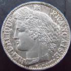 Photo numismatique  Monnaies Monnaies Françaises Troisième République 50 Centimes 50 centimes Cérès 1895 A, G.419a presque SUPERBE