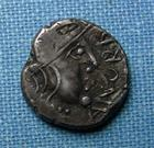 Photo numismatique  Monnaies Monnaies Gauloises 1er si�cle avant J�sus Christ EDUENS / AEDUI Denier, denar, denario, denarius EDUENS (aedui) denier ANORBO, Latour 4972 TTB+ Rare!