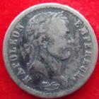 Photo numismatique  Monnaies Monnaies Françaises 1er Empire Demi franc NAPOLEON I er, demi franc 1809 A, G.399 TB/B