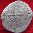 Photo numismatique  Monnaies Monnaies Royales Charles VII Blanc � la couronne CHARLES VII, 1496, Blanc � la couronne, 2,75 grms, DY.519 B