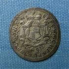 Photo numismatique  Monnaies Monnaies étrangères Allemagne Brandenburg Bayreuth 1/48ème de Thaler Allemagne Brandenburg Bayreuth, 1746 CLR, 1/48ème de Thaler, KM.182 Superbe
