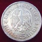 Photo numismatique  Monnaies Allemagne après 1871 allemagne, deutschland, germany, dritte reich, 3 em reich 5 Mark Allemagne, Deutschland, dritte Reich, 3 em Reich, 5 mark 1936 A, J.360 TTB
