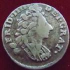 Photo numismatique  Monnaies Monnaies étrangères Norvege, Norway, Norge 8 Skilling Norvège, Norway, Norge, Frederik IV, 8 skilling 1710, KM.209 TTB R!