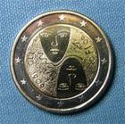Photo numismatique  Monnaies Euros Finlande 2 Euros commémorative FINLANDE 2 Euros commémorative 2006