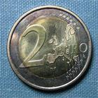 Photo numismatique  Monnaies Euros Luxembourg 2 Euros commémorative Luxembourg 2 Euros commémorative 2005