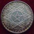 Photo numismatique  Monnaies Anciennes colonies Françaises Maroc 200 Francs