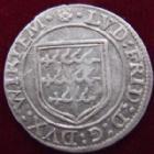 Monnaies �trang�resAllemagne, Deutschland, Wurttemberg, Mompelgard, MontbeliardMompelgard, Montb�liard, 3 kreuzers 1624, Ludwig Friedrich von Mompelgard, TTB Rare!R