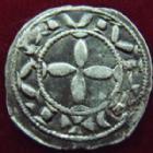 Photo numismatique  Monnaies Monnaies Féodales Languedoc Denier, denar, denario, denarius LANGUEDOC, Vicomté d'Albi, denier anonyme ou Raimondin anonyme, 1150-1200, 0,94 grms, PA.3898, TTB à SUPERBE jolie patine!!