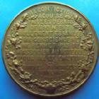Photo numismatique  Monnaies Médailles Affaire Dreyfus Médaille bronze Affaire Dreyfus, médaille en bronze de 50 mm, gravé par J.Baffier, général Mercier justicier du traître Dreyfus, TTB à SUPERBE