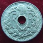 Photo numismatique  Monnaies Monnaies Françaises Gouvernement Provisoire 20 Cmes 20 centimes zinc 1946, G.324 presque SUPERBE