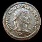 Photo numismatique  Monnaies Empire Romain PROBUS, PROBIO Antoninien, antoninianus, antoniniane PROBUS, Antoninien Siscia en 276, Clementia Temp S/XXI, 4,39 grms, RIC.644 TTB à SUPERBE