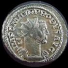 Photo numismatique  Monnaies Empire Romain PROBUS, PROBIO Antoninien, antoninianus, antoniniane PROBUS, Antoninien Lyon en 276, Providentia Aug, 3,58 grms, RIC.47 TTB+