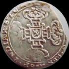 Photo numismatique  Monnaies Monnaies Féodales Franche comté Dole 1/16ème de patagon Dôle, 1/16e de patagon 1624, 2,24 grms, R.34 TB à TTB