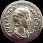 Photo numismatique  Monnaies Empire Romain JULIA MAMEE, JULIA MAMEA, IULIA MAMEA Denier, denar, denario, denarius JULIA MAMEE, IULIA MAMEA, Denier Rome en 224, Veneri Felici, 2,40 grms, RIC 351 TTB+/TTB