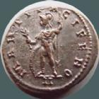 Photo numismatique  Monnaies Empire Romain PROBUS, PROBIO Antoninien, antoninianus, antoniniane PROBUS, antoninien Lyon en 276, Marti Pacifero, 4,01 grms, RIC 42  SUPERBE+/SUPERBE Argenture!