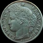 Photo numismatique  Monnaies Monnaies Françaises Troisième République 50 Centimes 50 centimes Cérès 1895 A Paris, G.419a SUPERBE+